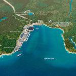 «Газпром»: начата разработка технической концепции «Балтийского СПГ»