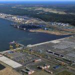 «Ультрамар» построит в Усть-Луге терминал на 12 млн т в год