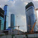 Москва: более 1,6 трлн рублей потратят на дороги и жилье до 2021 года