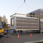 В подмосковном «Ступино Квадрат» строят гостиницу из модулей Кнауф