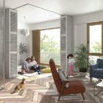 Лучшие проекты призеров 1-й степени Конкурса планировок жилья
