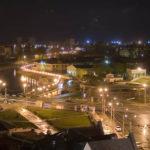 В Иванове завершился первый в России проект «умного» освещения улиц