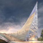 В Челябинске одобрен проект конгресс-холла на реке Миасс