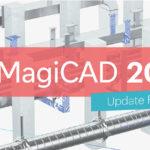 Вышла новая версия программы MagiCAD 2019 Update Release 2
