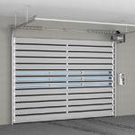 Начались продажи секционных ворот серии ISD01 Parking от DoorHan