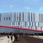 В «Белгорье» на строительство арены на 10 тысяч зрителей потратят 4 млрд