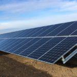 В Самарской области за 10 млрд построили солнечную электростанцию