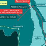 Стоимость моста от большой земли до Сахалина составит 433 млрд