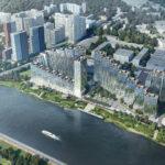 На архитектурном совете Москвы-61 рассмотрели проект ЖК «Береговой»