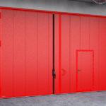 DoorHan представила новые гаражные распашные ворота