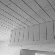 Изоляция PAROC GLIS для холодных перекрытий и потолков
