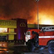 Дума рассмотрит осенью законопроект о пожарной безопасности в ТЦ